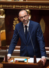 Edouard Philippe general policy speech