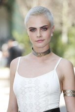 Frontrow Chanel, Haute Couture, fashion show