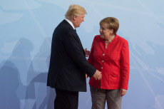 Hamburg: Merkel welcomes leaders for the G20