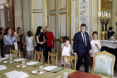 French president launchs 4th program to enhance the diagnosis and treatment of autism
