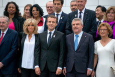 Lausanne IOC - Visits of 2024 candidate cities