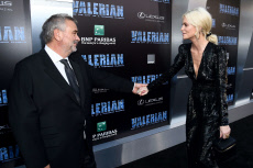 'Valerian and The City of a Thousand Planets' film premiere, Arrivals, Los Angeles, USA - 17 Jul 2017