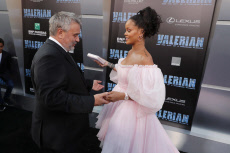 World Premiere of EuropaCorp 'Valerian and the City of a Thousand Planets', Los Angeles, USA - 17 Jul 2017