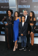 World Premiere of EuropaCorp Valerian and the City of a Thousand Planets Los Angeles USA  17 Jul 2017