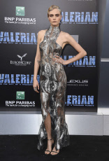 """LA Premiere of """"Valerian and the City of a Thousand Planets"""""""