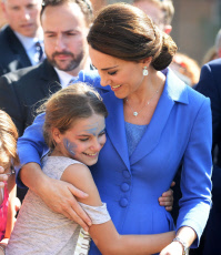Prince William and Catherine Duchess of Cambridge visit to Germany - 19 Jul 2017