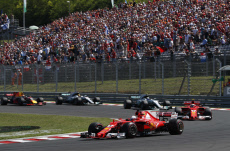 Formula 1 World Championship 2017 Grand Prix of Hungary