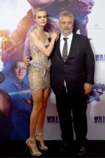 'Valerian and the City of a Thousand Planets' film premiere, Arrivals, Mexico City, Mexico - 02 Aug 2017