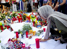 Barcelona terror attack, aftermath, Spain - 18 Aug 2017