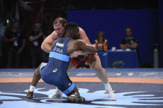 France Greco Roman wrestling world championships
