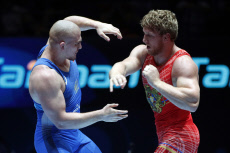 France Wrestling World Championships'