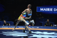 PARIS Greco Roman wrestling world championship