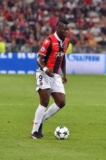 UEFA Champions League second qualifying round match Nice vs Naples in Nice France