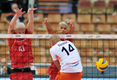 Lotto Eurovolley 2017 Netherlands - France