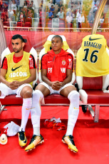 FRANCE League 1 Conforama soccer match Monaco Vs Marseille