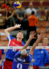 European Men's Volleyball Championships 2017  France - Czech Republic