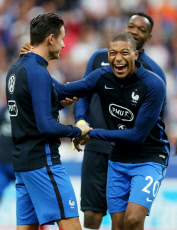 France v Netherlands, FIFA World Cup Qualifying - Group A, Stade de France, Paris, France, 31 August 2017