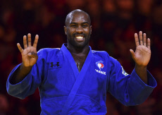 Teddy Riner World Judo Champion