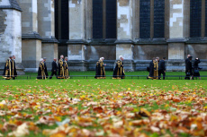 Service marking beginning of the legal year, London, UK - 02 Oct 2017