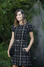 Paris Fashion Chanel Photocall