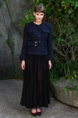 Paris: Chanel Show Photocall at Paris Fashion Week Womenswear SS 2018