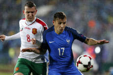 Soccer WCup 2018 Bulgaria France