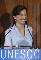 Audrey Azoulay UNESCO New Chief