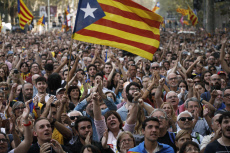 Catalan parliament passes independence motion