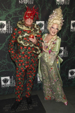 Bette Midler's Hulaween Party 2017
