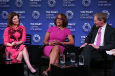 PaleyLive NY: The News Is Back: CBS News This Morning and the Morning Landscape, New York, USA - 01 Nov 2017
