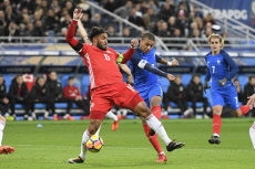 Football: Friendly match France vs Wales