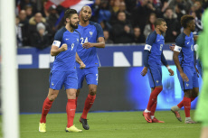 Football:  Friendly match between France and Wales in Saint-Denis