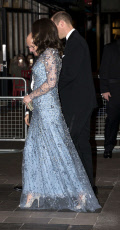 105th Royal Variety Performance, Arrivals, The London Palladium, UK - 24 Nov 2017