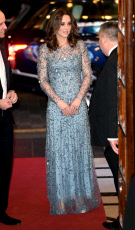 105th Royal Variety Performance, Inside Arrivals, The London Palladium, UK - 24 Nov 2017
