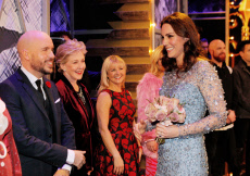 105th Royal Variety Performance, Show, The London Palladium, UK - 24 Nov 2017