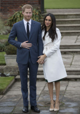 BRITAIN-LONDON-ROYAL-PRINCE HARRY-ENGAGEMENT