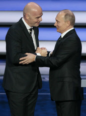 Russia Soccer WCup Draw