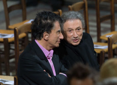 Johnny Hallyday's national funeral ceremony in paris