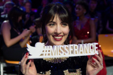 CHATEAUROUX : Miss France 2018 election.
