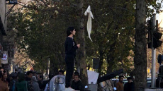Iran Protest against President Hassan Rouhani