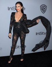 Instyle and Warner Bros. Golden Globes Party - Arrivals