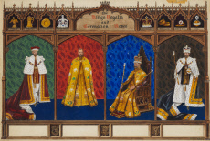The King\'s Regalia and Coronation Robes