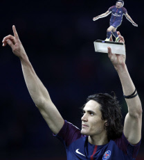 PSG: Cavani Best Scorer Ever