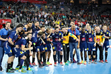 EUROHANDBALL: Les Experts en Bronze
