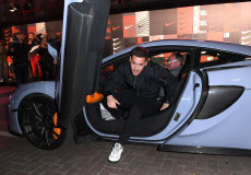 Nike Football event, London, UK - 07 Feb 2018