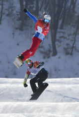 (SP)OLY-SOUTH KOREA-PYEONGCHANG-SNOWBOARD-MEN'S CROSS FINAL