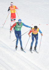 (SP)OLY-SOUTH KOREA-PYEONGCHANG-CROSS-COUNTRY SKIING-MEN'S 4x10KM RELAY
