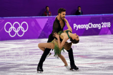 PyeongChang 2018 Winter Olympic Games, Figure Skating, South Korea - 19 Feb 2018