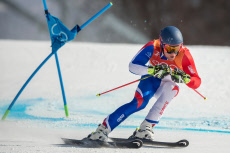 2018 Winter Olympics - Pyeongchang Alpine Skiing Men's Giant Slalom