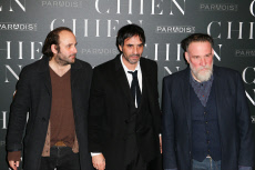 "PARIS : ""Chien"" Paris Premiere At MK2 Bibliotheque"